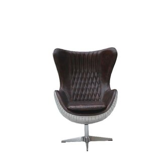 Aragam Swivel Barrel Chair by 17 Stories SKU:DB416202 Shop