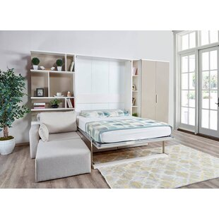 Butte Queen Murphy Bed By Latitude Run