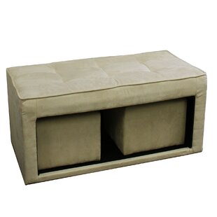 Storage Ottoman by ORE Furniture