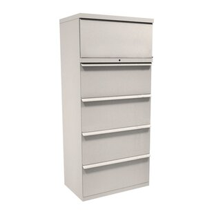 Zapf 5-Drawer  File by Marvel Office Furniture