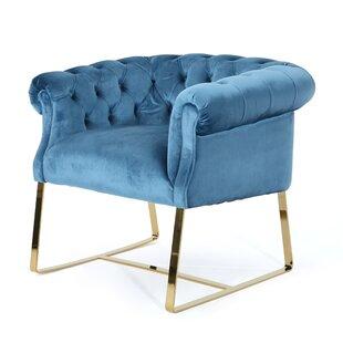 Rosdorf Park Sprenger Chesterfield Chair