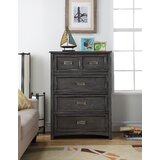 Staggs 5 Drawer Chest byHarriet Bee