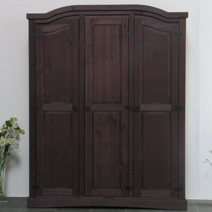 Myers 3 Door Wardrobe By Union Rustic