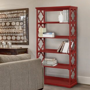 Darby Home Co Lular Etagere Bookcase