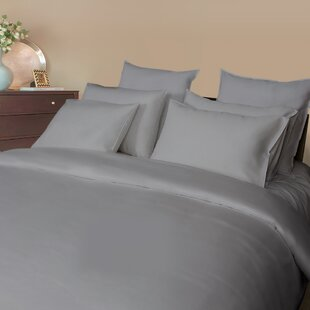 hypes Sateen Solid 500 Thread Count 100% Cotton Sheet Set