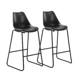Millbourne 27.6 Bar Stool (Set of 2) by 17 Stories