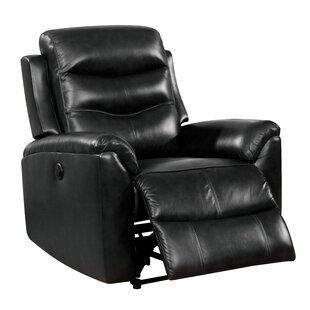 small black leather recliner wayfair rh wayfair com black leather recliner couch black leather recliner lazy boy