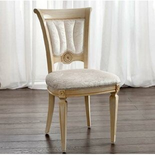 Gary Upholstered Dining Chair (Set of 4) Rosdorf Park