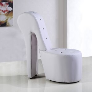 High Heel Lounge Chair by BestMasterFurniture
