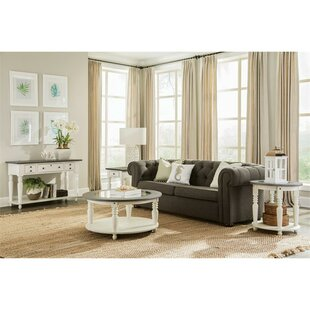 Allred 4 Piece Coffee Table Set by One Allium Way