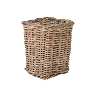 August Grove Mowery Square 3 Gallon Waste Basket