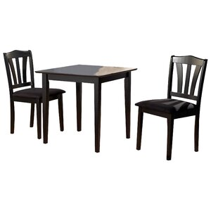 Dinah 3 Piece Dining Set