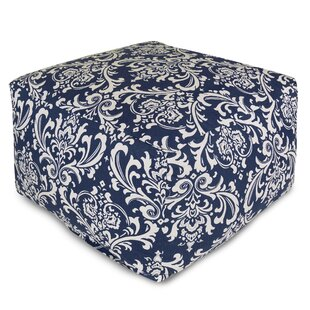 Majestic Home Goods French Quarter Pouf