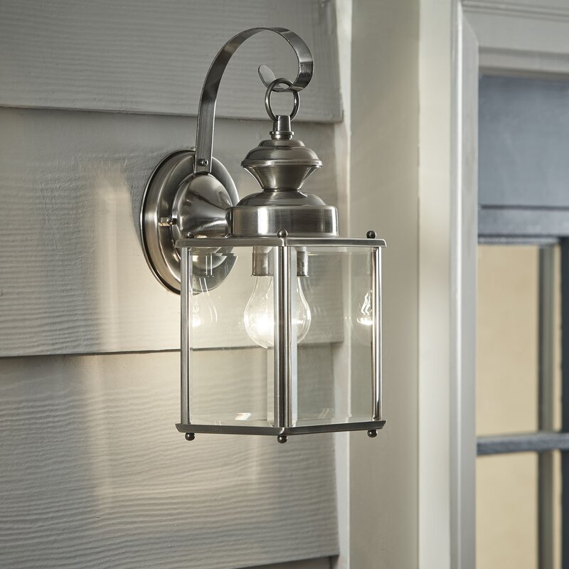 Pellston Outdoor Wall Lantern & Reviews | Birch Lane