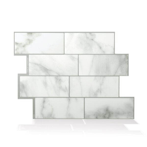 Cool Peel Stick Backsplash Tiles Joss Main Beutiful Home Inspiration Truamahrainfo