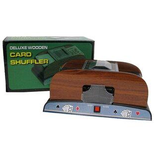 Deluxe Card Shuffler by Trademark Global