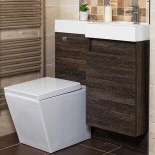Shaftsbury Vanity Unit Cloakroom Suite By Belfry Bathroom