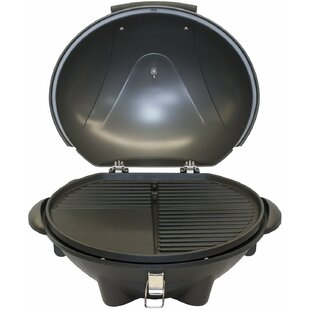 Review 44cm Rosenheim Electric Barbecue With Lid