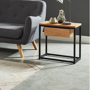 Oneybrook End Table by Brayden Studio #2