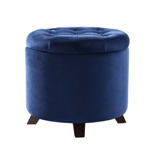 Korbin Tufted Storage Ottoman by Mercer41