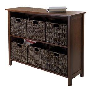 Granville 2 Section Storage Shelf