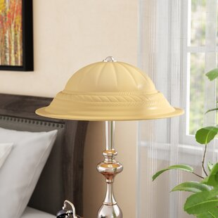 Find for 15.88 Glass Bowl Lamp Shade By Fleur De Lis Living