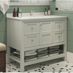 Budget Bradninch 42 Single Bathroom Vanity Set ByHighland Dunes