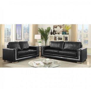 Orren Ellis Gipson Configurable Living Room Set
