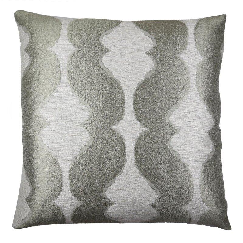 Ann Gish Moustache Square Pillow Cover Insert Wayfair