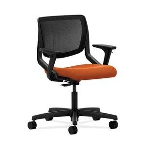HON Motivate Mid-Back Mesh Desk Chair