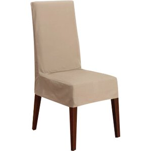 Harrison Shorty Dining Chair Slipcover