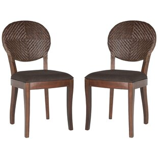 Cade Side Chair (Set of 2) Bay Isle Home