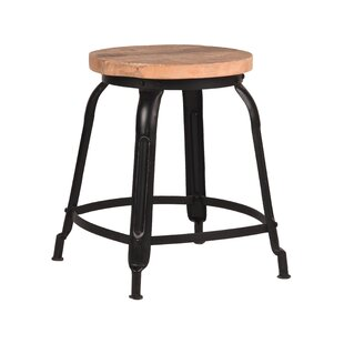 ClipperCove Stool By Williston Forge