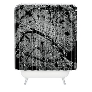 CityFabric Inc Paris Single Shower Curtain