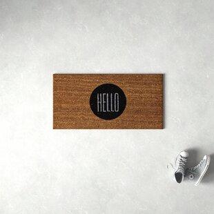 Sticker for door flat design 315