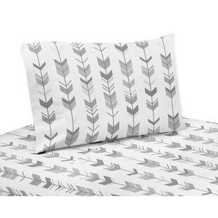 Sweet Jojo Designs Mod Arrow Sheet Set