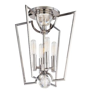 ConCourse 4-Light Semi Flush M..