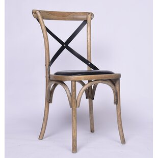 Gracie Oaks Malmberg Cross Dining Chair