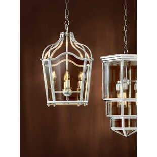 Elysee 4-Light Lantern Pendant by Eichholtz