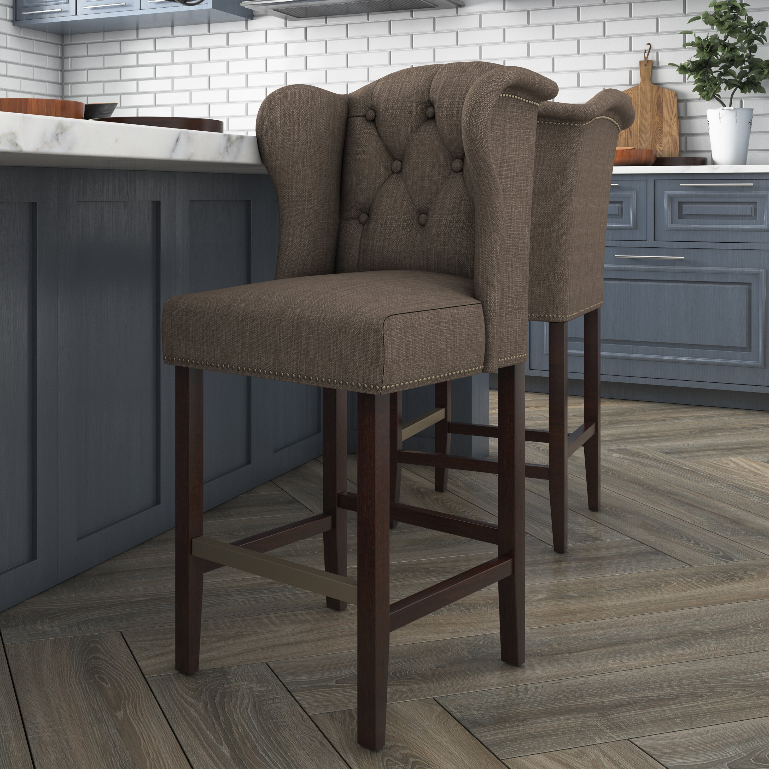 Tremendous Veatch Bar Counter Stool Uwap Interior Chair Design Uwaporg