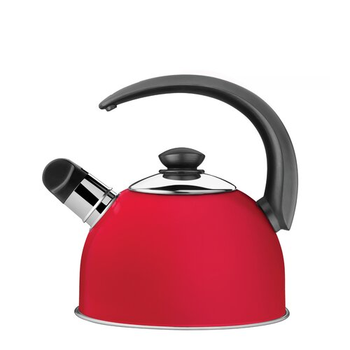 2.1 L Stainless Steel Whistling Stovetop Kettle Tramontina C