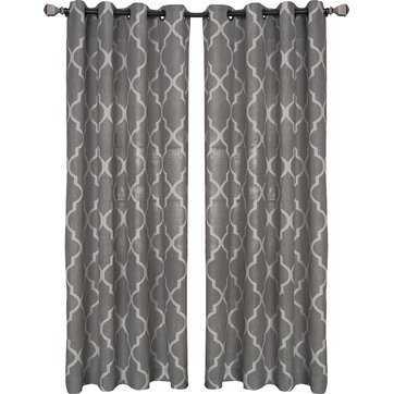 Curtains Ideas black and white panel curtains : Curtains & Drapes | Birch Lane