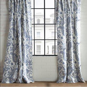 Curtains Ideas birch tree curtains : Curtains & Drapes | Birch Lane