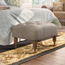 Monroeville Tufted Ottoman by Alcott Hill