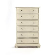 Recycled Pine 6 Drawer Chest by Zentique Inc.