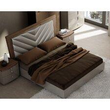 Platform Bed by J&M Furniture