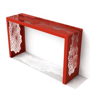 Metal Red Console Sofa Tables Youll Love Wayfair
