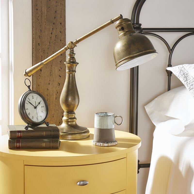 lamps for living room. Malvern 20  Desk Lamp Table Lamps You ll Love Wayfair