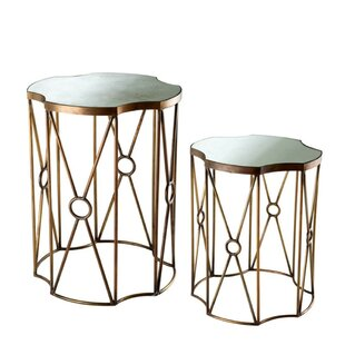 Sun 2 Piece Nesting Tables