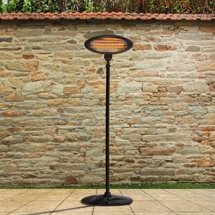 Tandy Electric Patio Heater By Sol 72 Outdoor